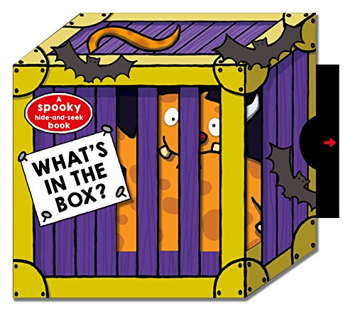 What's in the Box?: A spooky