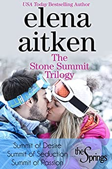 The Stone Summit Trilogy: Books 1-3 (The Springs) by [Aitken, Elena]