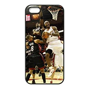 Sports&NBA Lebron James On Hard Case Cover Protector for Apple iPhone 5/5S (5)
