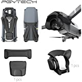 PGYTECH Propellers Motor Holder Fixed Protection Guard fixator and Lens Hood Sun Shade Glare Shield for DJI Mavic Pro drone accessories …