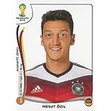 FIFA World Cup 2014 Mesut Ozil Sticker No.499