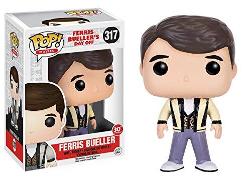 Funko POP Movies: Ferris Bueller's Day Off - Ferris Bueller Action Figure