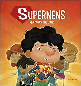 Supernens: 52 (Àlbums il·lustrats): Amazon.es: Anya Damirón, Pino, Pablo:  Libros