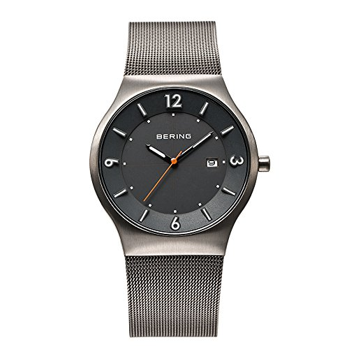 wrist quartz is casual s watches itm boys metal image movement strap loading smart watch mens business
