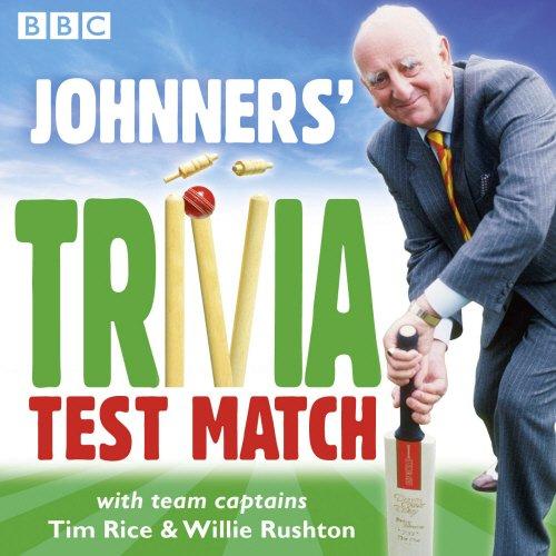 Johnners' Trivia Test Match