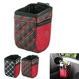 SAGUARO Multifunctional Car Air Outlet Pocket Organizer Mobile Phone Auto Arrangement Storage Carriage Bag Case Holder