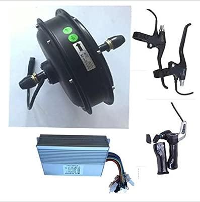 1500 W 48 V eléctrico bicicleta Hub Kit de Motor eléctrico sin ...