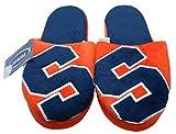 NCAA Syracuse Orangemen Men's Slippers Orange (Medium (9-10))