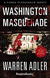 Washington Masquerade (Fiona Fitzgerald Mystery Book 8)