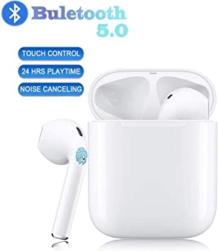 2020 Nuevos Auriculares inalámbricos Bluetooth Touch Control