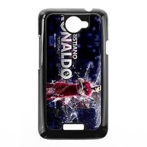Cristiano Ronaldo HTC One X Cell Phone Case Black Customized Toy pxf005_9679880