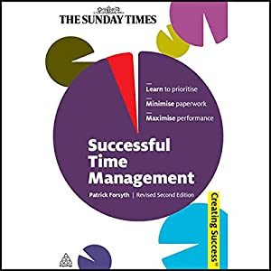 Successful Time Management Audiobook