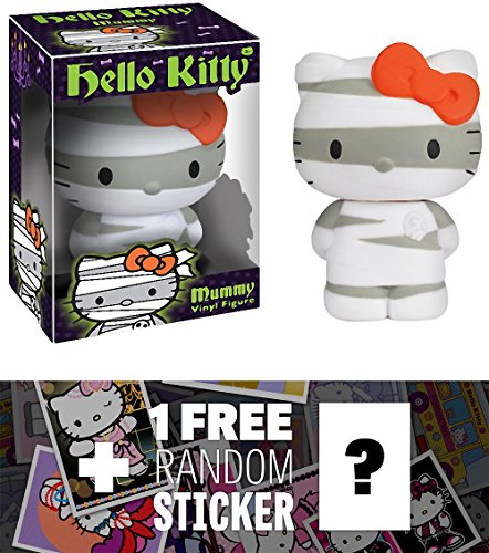 Mummy Hello Kitty: ~4.25