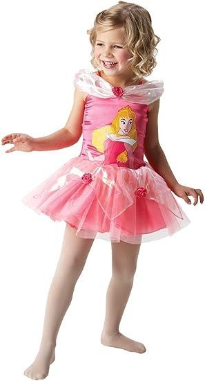 Disney - Rubies - Disfraz Infantil de Bailarina con diseño de la ...
