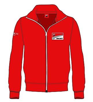 pritelli 1726001 Sudadera Hombre Logo Ducati, rojo, XXL: Amazon.es: Coche y moto