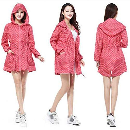 Jeune Facile Et 4 Blau Pengfei vent Raincoat Poncho Riding Anaisy Jacket Respirant Rainwear Couleurs Rain Coupe vwqxAUP