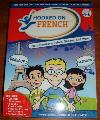 Hooked on French (Ages 4-6)