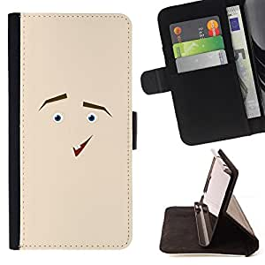 /Skull Market/ - FUNNY - FACE For Samsung Galaxy Note 3 III - Caja de la carpeta del tir???¡¯???€????€??????????&fno