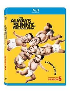 It's Always Sunny in Philadelphia: The Complete Season 5 [Blu-ray]