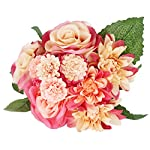 THOMAS-HOME-Artificial-Flowers-for-Vase-Bridal-Bouquet-Cascading-Silk-Flowers-Burgundy-Wedding-Decoration-Marrige-Decorative-Flower-Party-Decor-8-Head