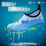 SIMARI Toddler Water Shoes Boy Girl Baby Barefoot