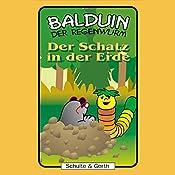 Der Schatz in der Erde (Balduin der Regenwurm 7) | Sabine Fischer, Tim Thomas