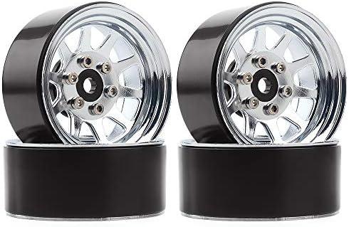1.9 Metal Beadlock Wheel for 1:10 RC Axial SCX10 90046 AXI03007 TRX4 Redcat GEN8