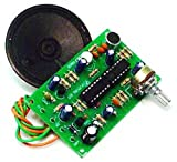 Human to Robot Voice Converter Changer witch Speaker Assembled Electronic Circuit Board : FA930