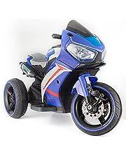 دراجة كهربائية للاطفال من توتس HLX588 - ازرق