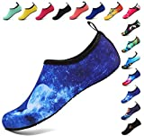 BOLOG Kids Water Shoes Boys Girls Swim Aqua Socks Skin Shoes Children Barefoot for Pool Beach Running Snorkeling Surfing Diving Yoga Exercise Women
