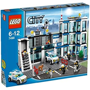 Amazon Lego City Police Forest Station 4440 Toys Games