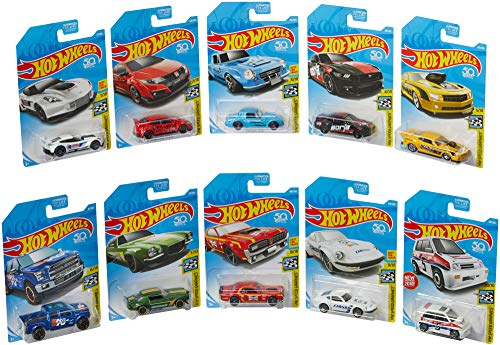 (Hot Wheels Amazon Mini 10-Pack #1 Vehicles [Amazon Exclusive])