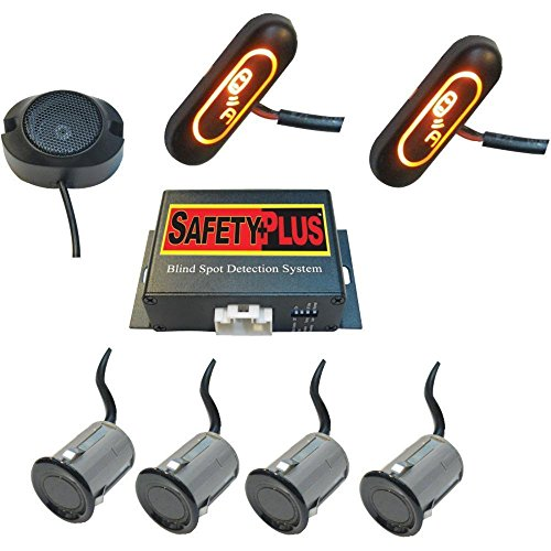 CSPBSD754 - CRIMESTOPPER BSD-754 SafetyPlus (TM) Universal Front amp; Rear Blind-Spot Detection System