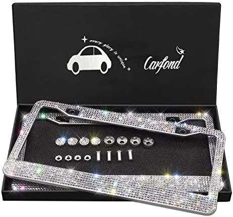 Carfond Handcrafted Stainless Matching Anti Theft product image