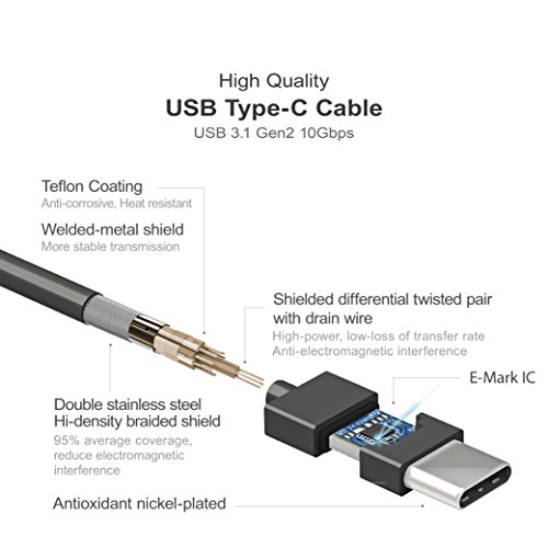 "Amazon.com: Mediasonic USB 3.1 4 Bay 3.5"" SATA Hard Drive Enclosure ..."