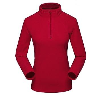 Demarkt Chaqueta de Running Deportes y aire libre para Mujer ...