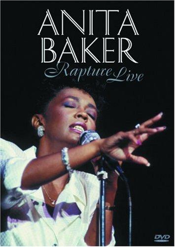 Anita Baker: Rapture Live by Anita
