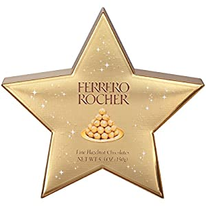 Ferrero Rocher Star, 12 Count