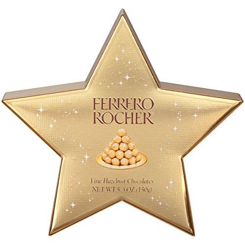 Ferrero Rocher Star, 12 Count