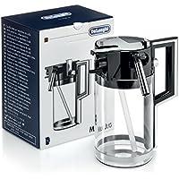 Milchbehaelter Kapak de Longhi tam otomatik kahve makineleri için Tip: ESAM 5500, ESAM 5600, ESAM 5700, ESAM 6620, ESAM 6650ve ESAM 6700