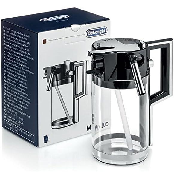 DeLonghi 5513214821 - Empalme de espumador de leche para cafetera ...