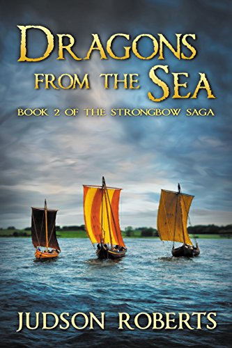 Dragons Sea Strongbow Saga Book ebook product image