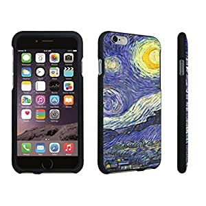 DuroCase ? Apple iPhone 6 Plus - 5.5 inch Hard Case Black - (Starry Night)