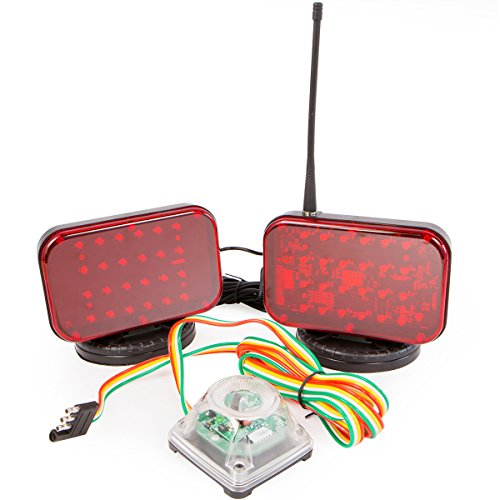 Wireless Led Tow Light Kit - 2