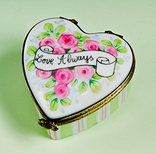 Authentic French Hand Painted Limoges Porcelain