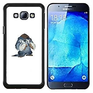 Stuss Case / Funda Carcasa protectora - Monster Yeti - Samsung Galaxy A8 A8000