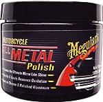 Meguiars All Metal Polish Motorcycle...
