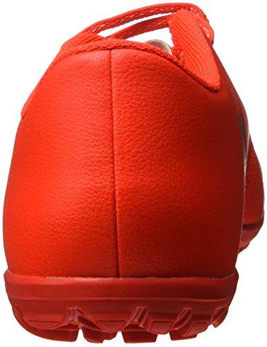 Scarpe Da Calcio Da Uomo Adidas X 16,3 Tf Mens Calcio Tacchette Sol Argento Metallizzato Rosso S79588