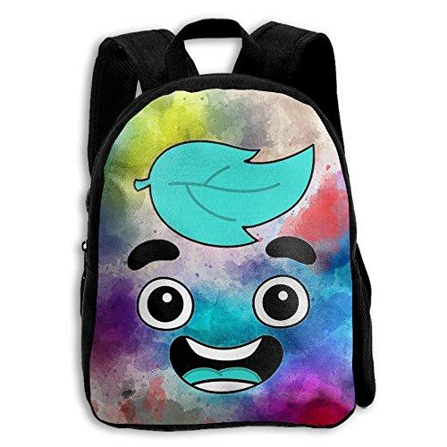 CMJJJR4 Guava-Juice 3D Kids Customized Backpack School Bags