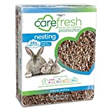 Carefresh Natural Nesting Small pet Bedding, 60L (Pack May Vary)